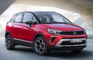New Opel Crossland Makes UAE Debut