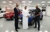 Kuwaiti Winner Drives Away with MG ZS at Gitex Shopper