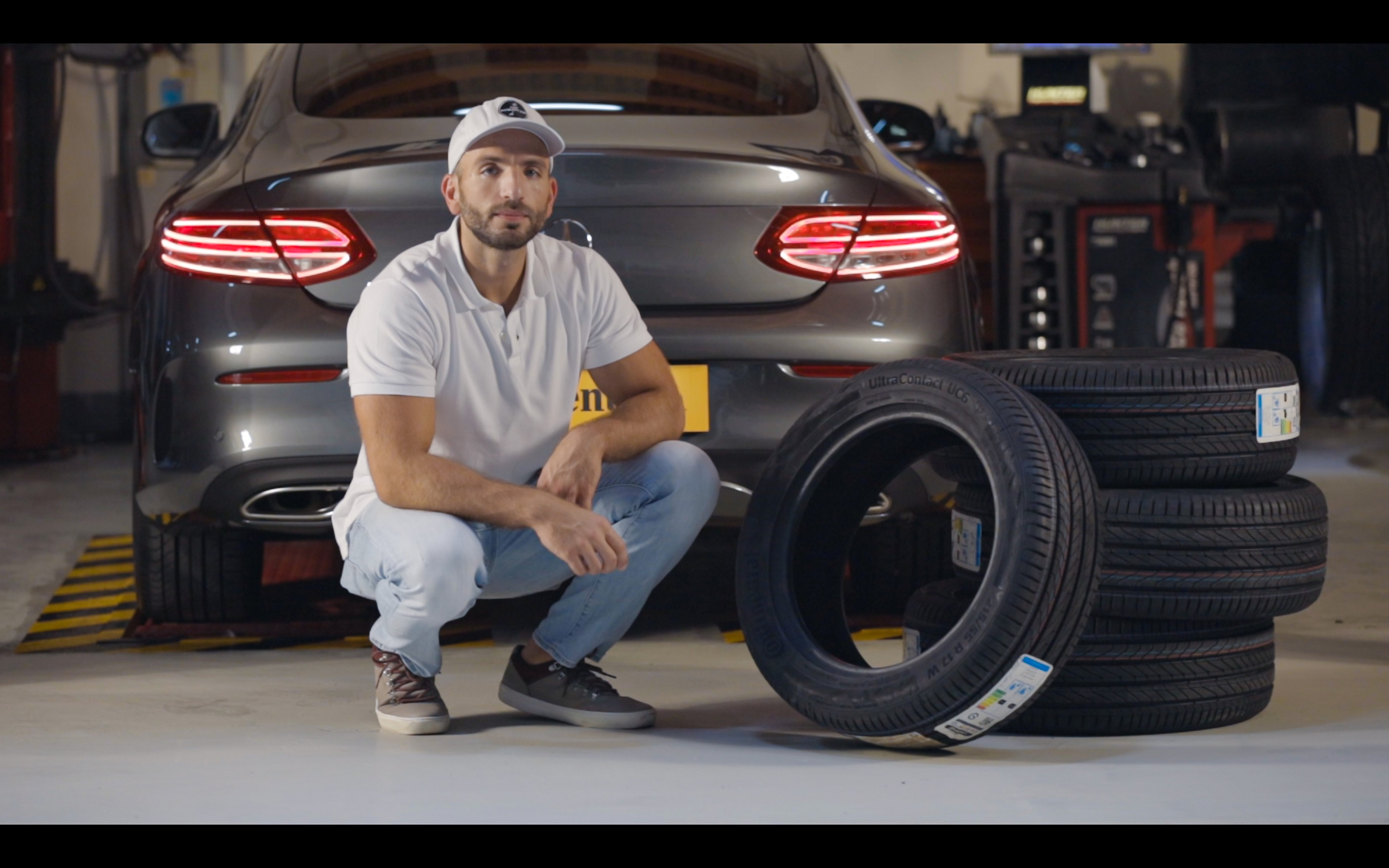 Middle East's First Dedicated Tyre Range is