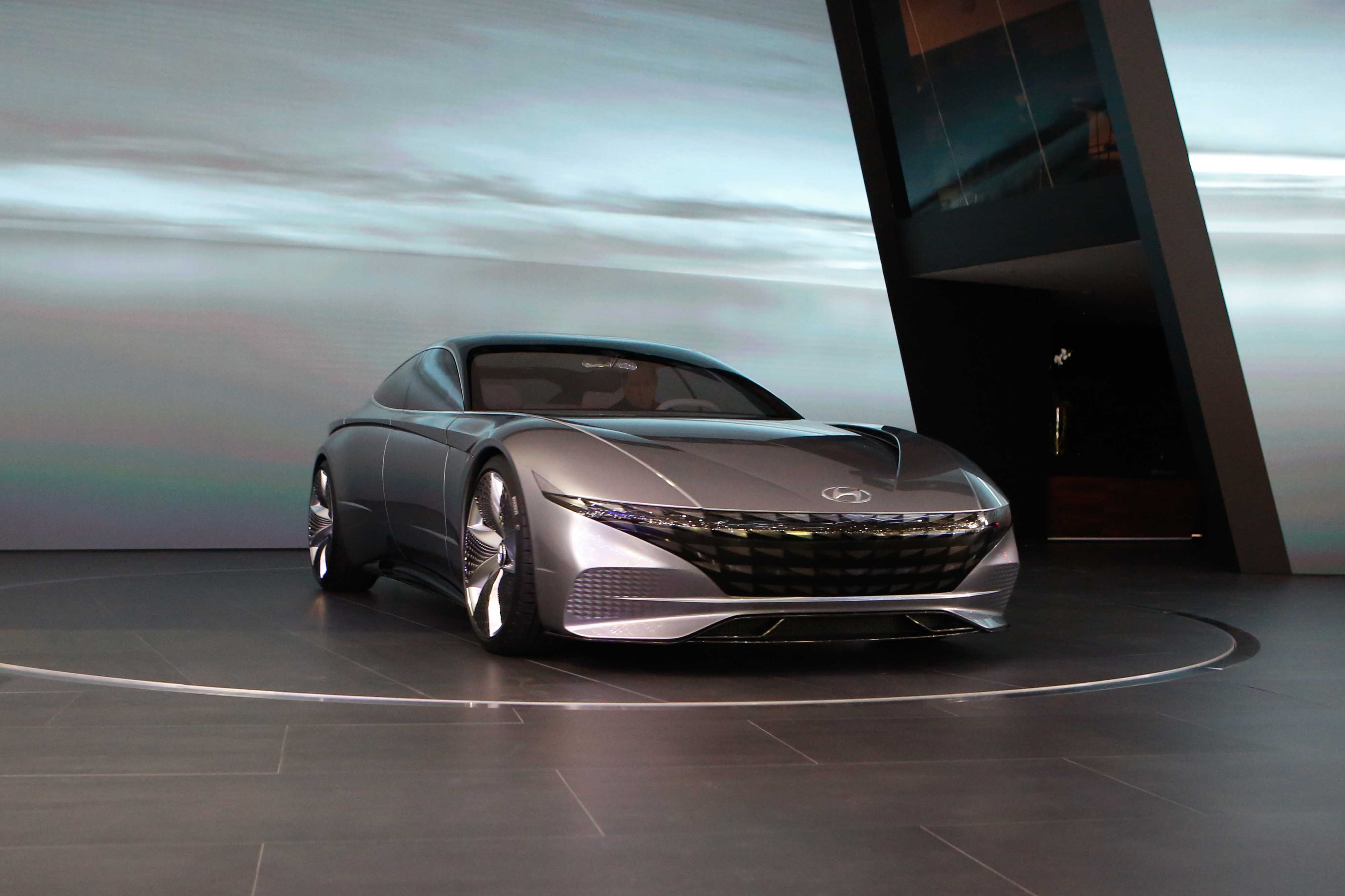 Hyundai Reveals New Design Direction with Launch of Concept Car at Geneva Motor Show