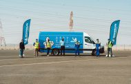 Michelin and Central Motors & Equipment LLC (CM&E) in partnership with Abu Dhabi Police conducts tyre safety camp ON Al Ain Truck road, ABU DHABI