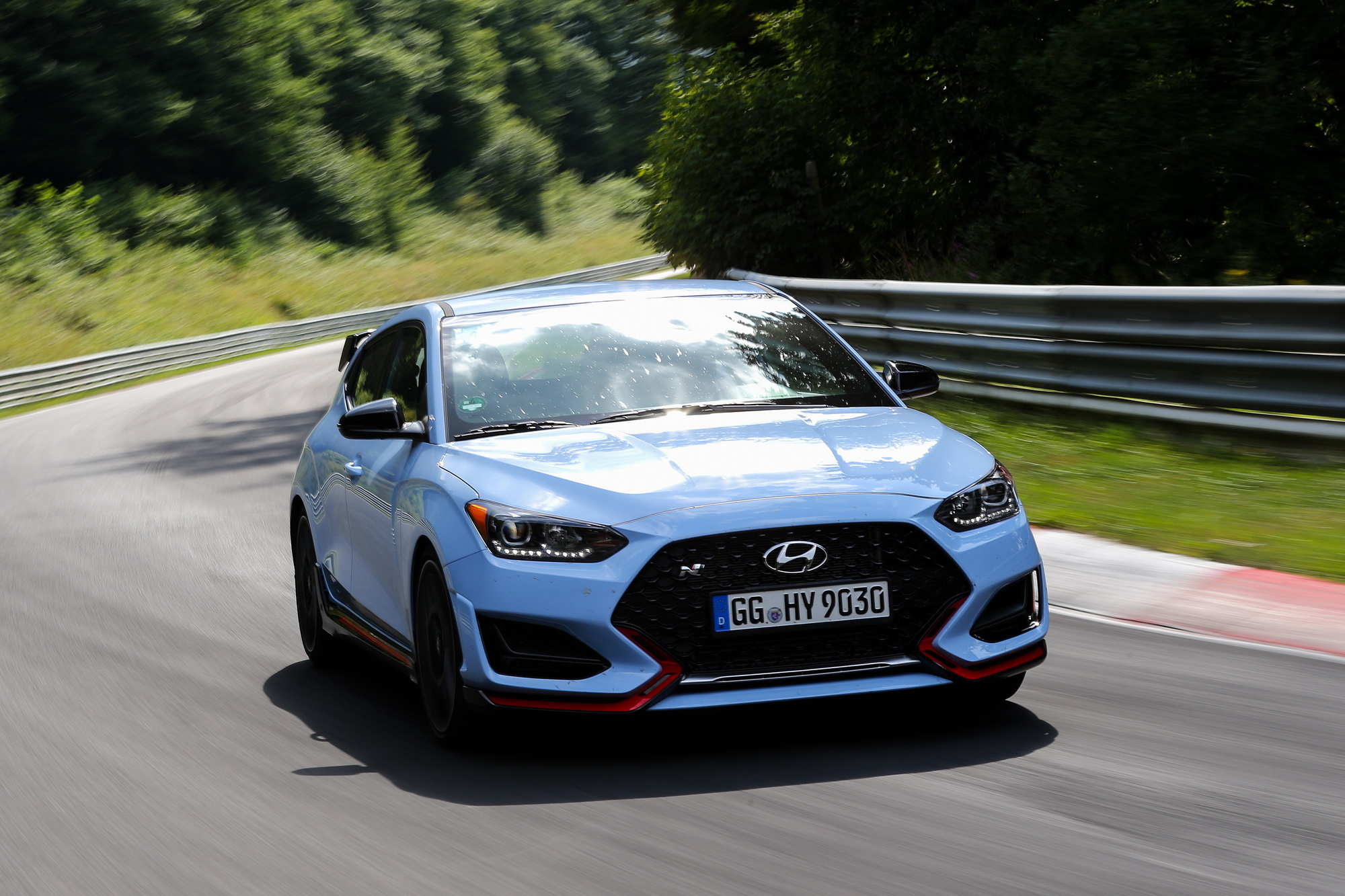 Hyundai Unveils N Brand Philosophy and Vision at Nürburgring, Germany