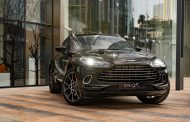 Pegasus Automotive Group's Dubai showroom throws the spotlight on the new Aston Martin DBX