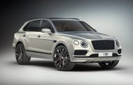 Bentley Debuts Bentayga V8 Design Series