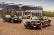40,000 examples of the ultimate grand touring luxury sedan