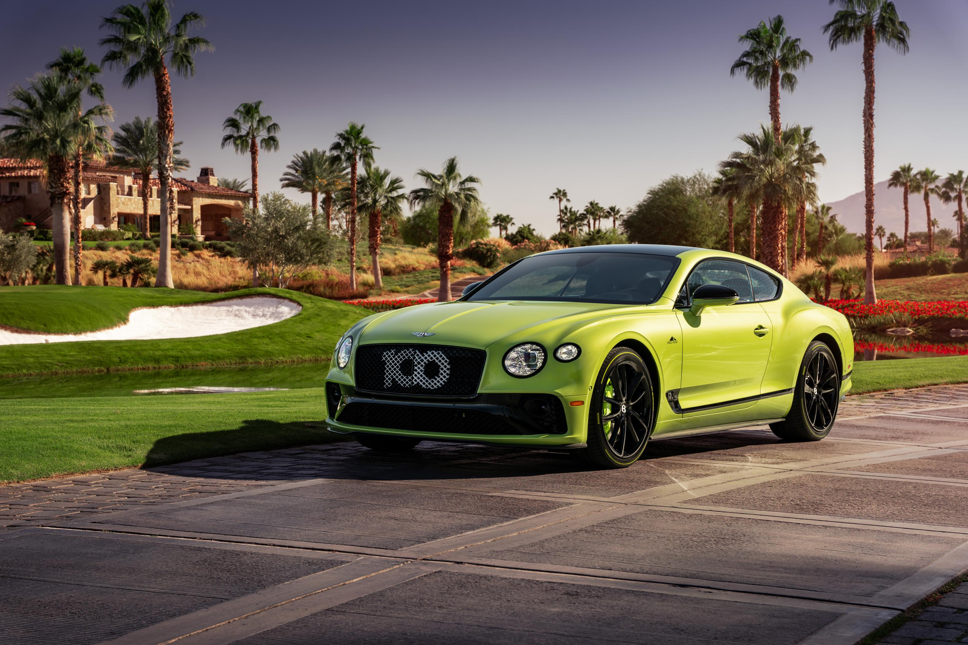Global Deliveries Of Pikes Peak Continental GT Limited Edition
