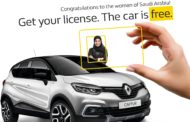 Renault Middle East to Give Away Seven New Cars to Saudi Women