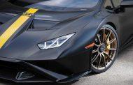 Bridgestone partners with Lamborghini to develop bespoke Potenza Race tyre for Huracán STO supercar