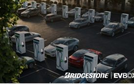 Bridgestone EMIA Partners with EVBox Group to Expand Europe's Electric Vehicle Charging Infrastructure
