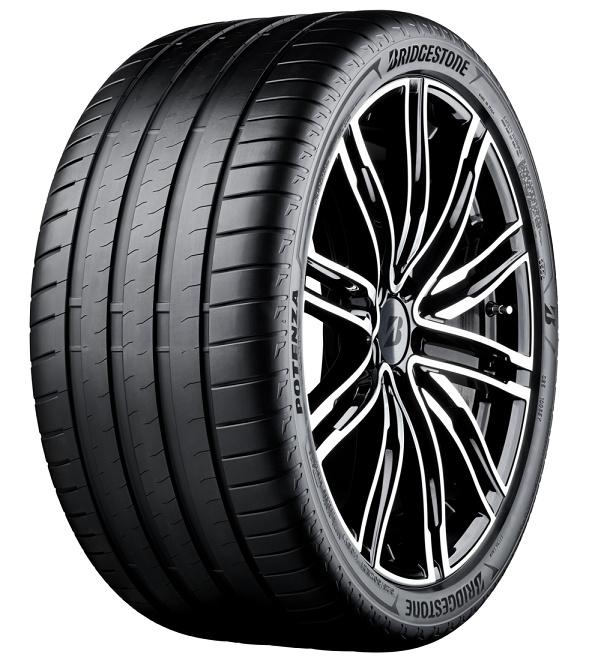 Bridgestone Develops Custom-Engineered Potenza Sport Tyres for the Ferrari Roma
