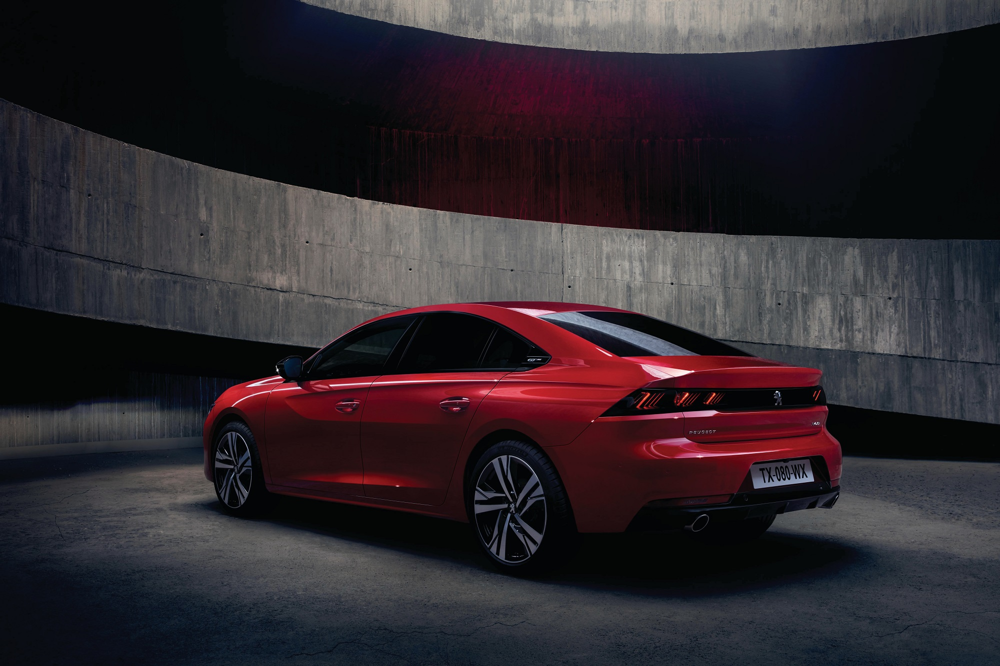 PEUGEOT Unveils Sporty 508 GT in the GCC