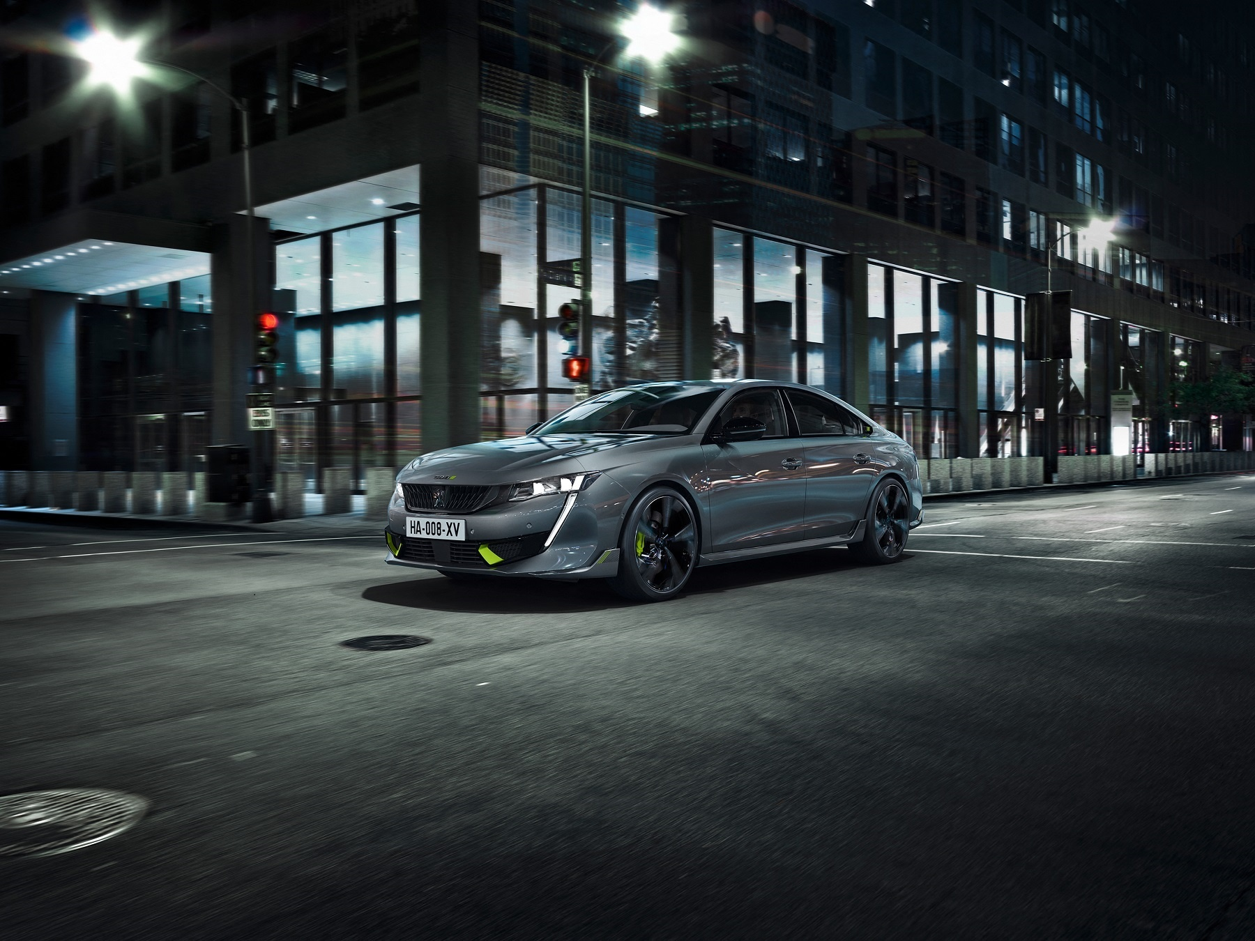 508 Peugeot Sport Engineered: Pioneering Performance Again