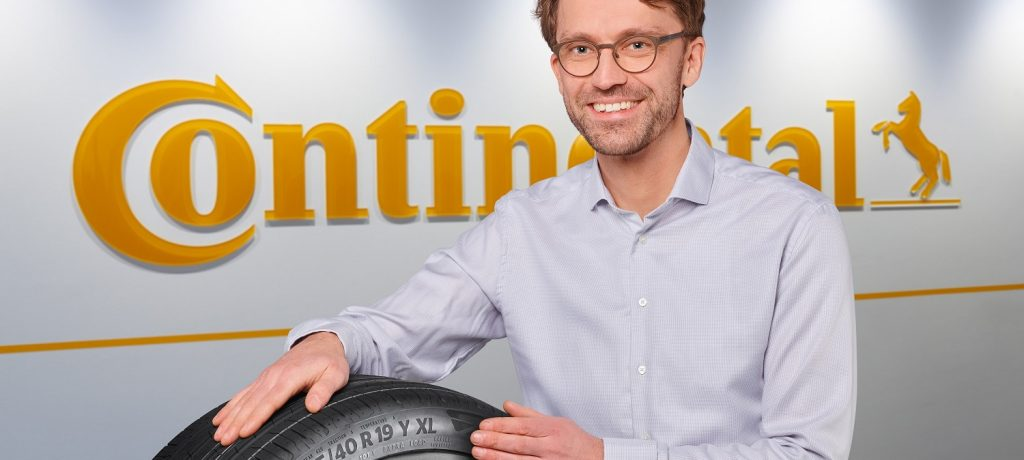 """Continental Manufactures First Tyre with New """"HL"""" Load Index Code"""