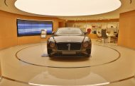 Bentley Emirates Opens New Showroom in Abu Dhabi