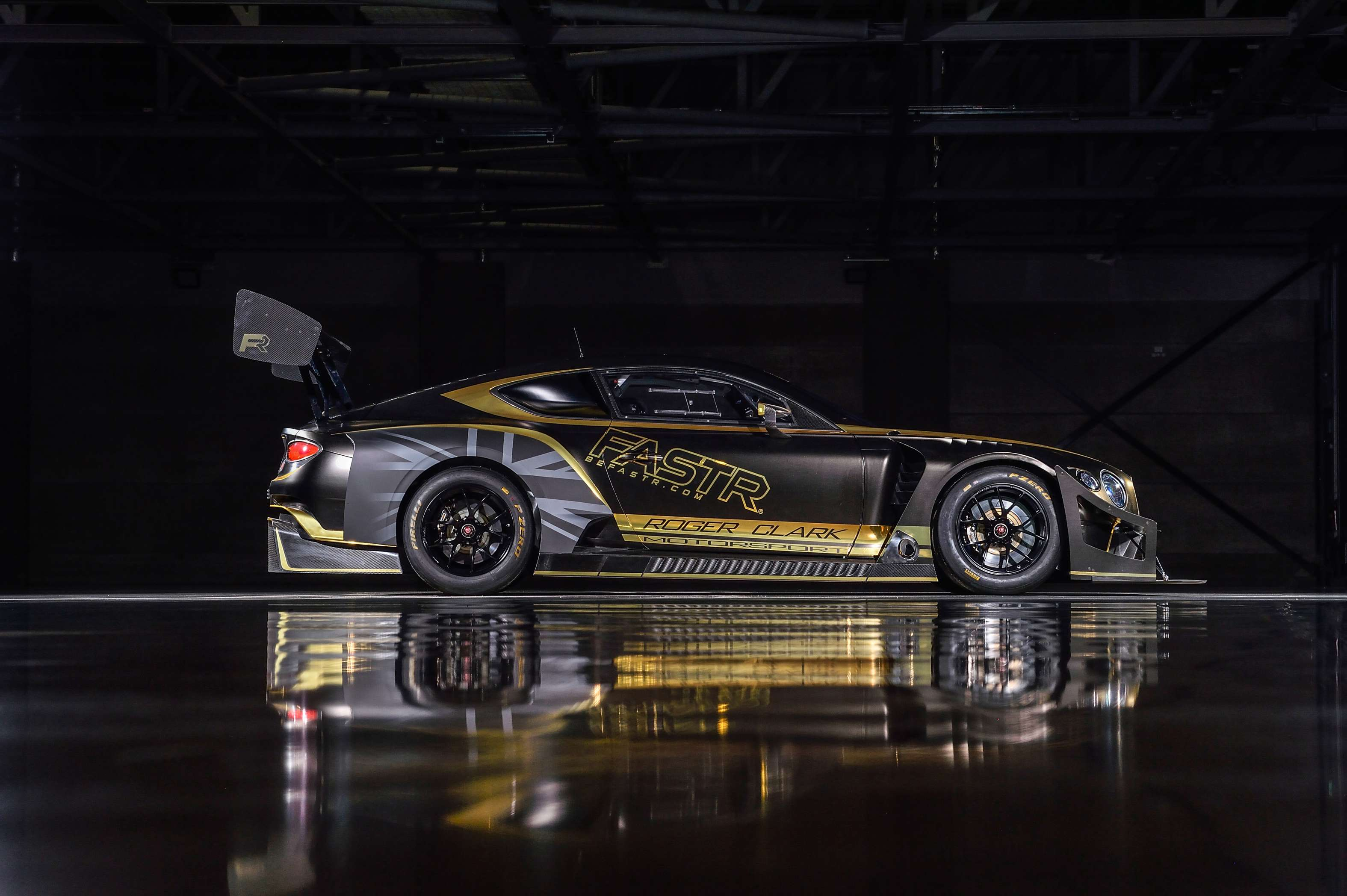 Renewable fuel to power continental gt3 to the clouds - bentley's 2021 pikes peak racer unveiled
