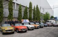 "MG Enthusiasts Retrace Ancient ""Silk Route"" with Epic Road Trip"