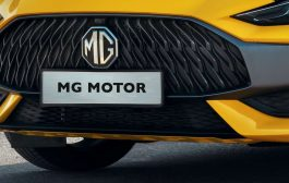 MG Motor Unveils New Logo As It Continues Its  Record-breaking Progress Across the Middle East