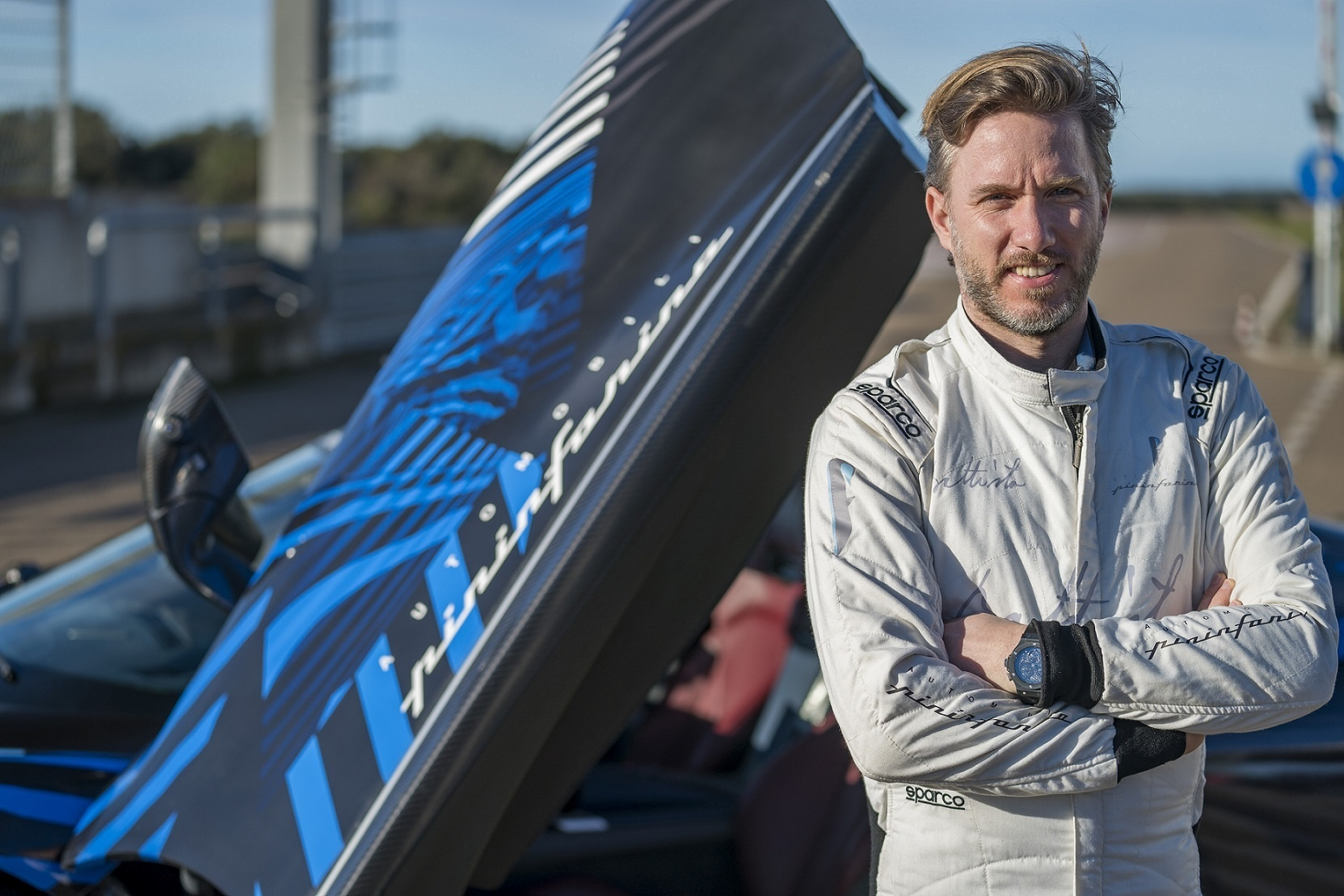Quick Nick Tests Battista Prototype as Hyper GT Development Accelrates