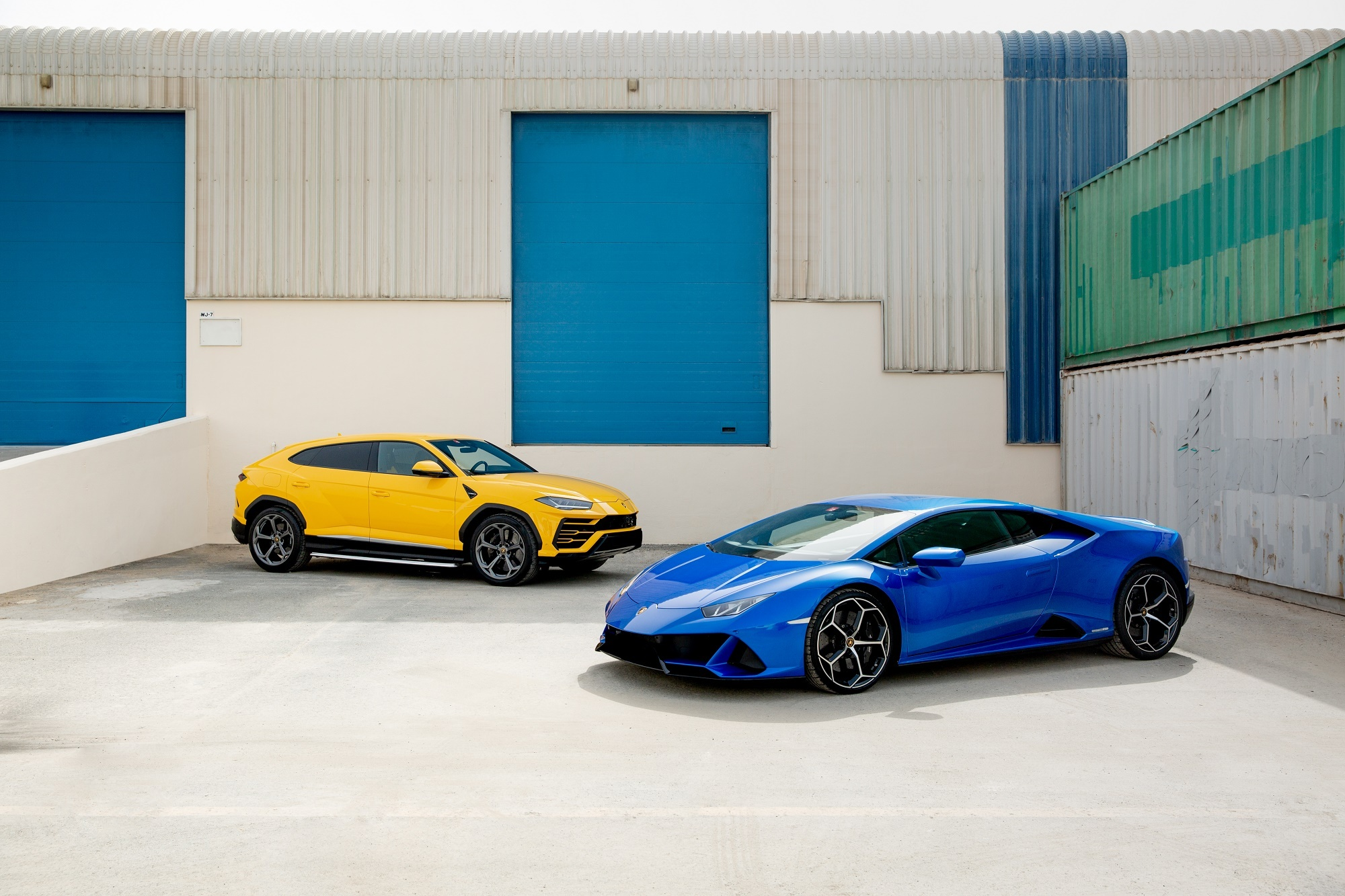 Lamborghini cements top position as super sports car brand of choice in the Middle East