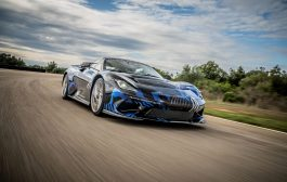 Battista Hypercar Completes High Speed Test Programme In Nardò