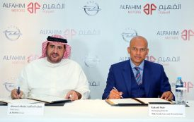 Al Fahim Group Teams up with Groupe PSA to launch Opel in Dubai and Northern Emirates
