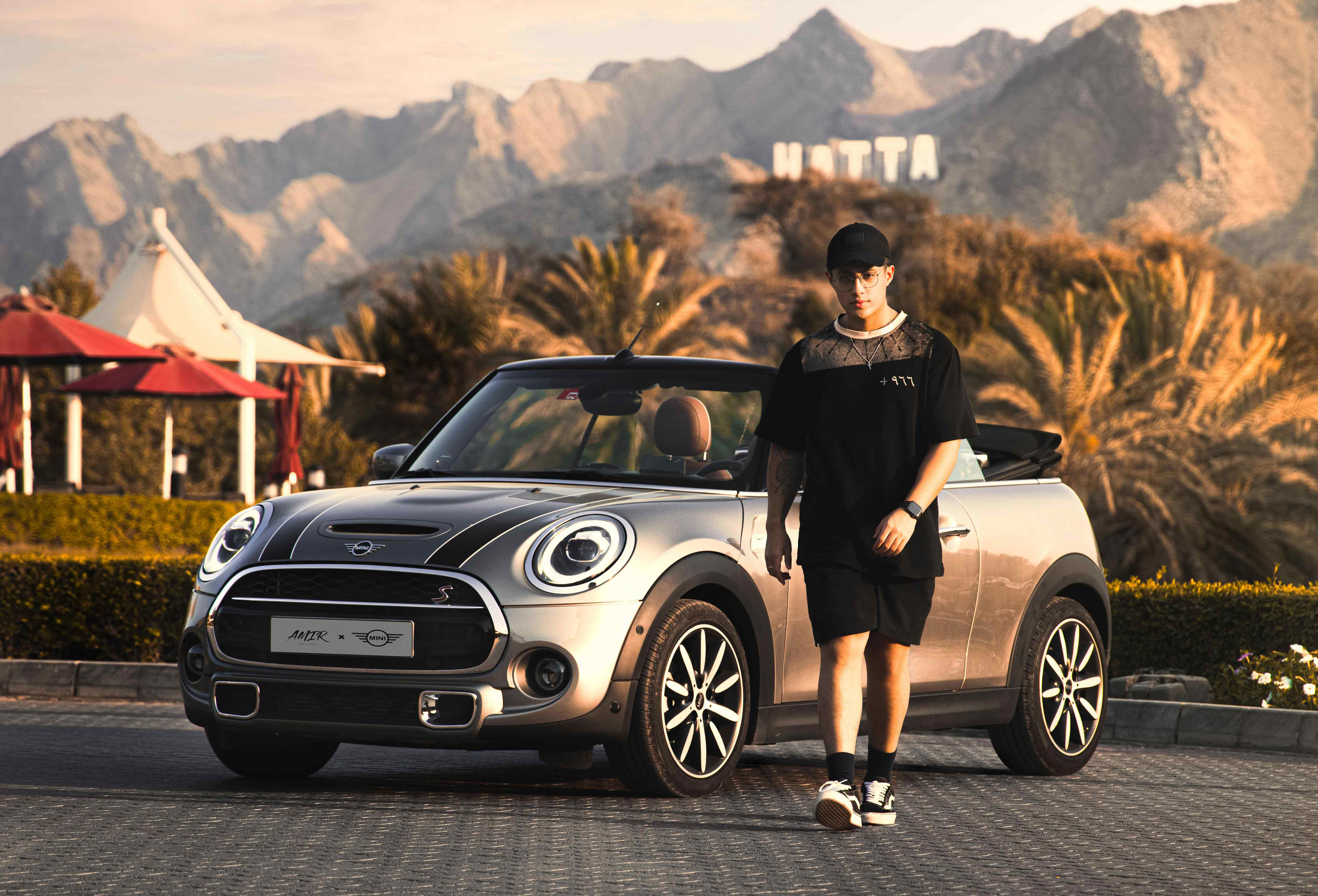 AGMC challenges MINI lovers to share their hidden gems with the launch of #TheMINIThingsDXB