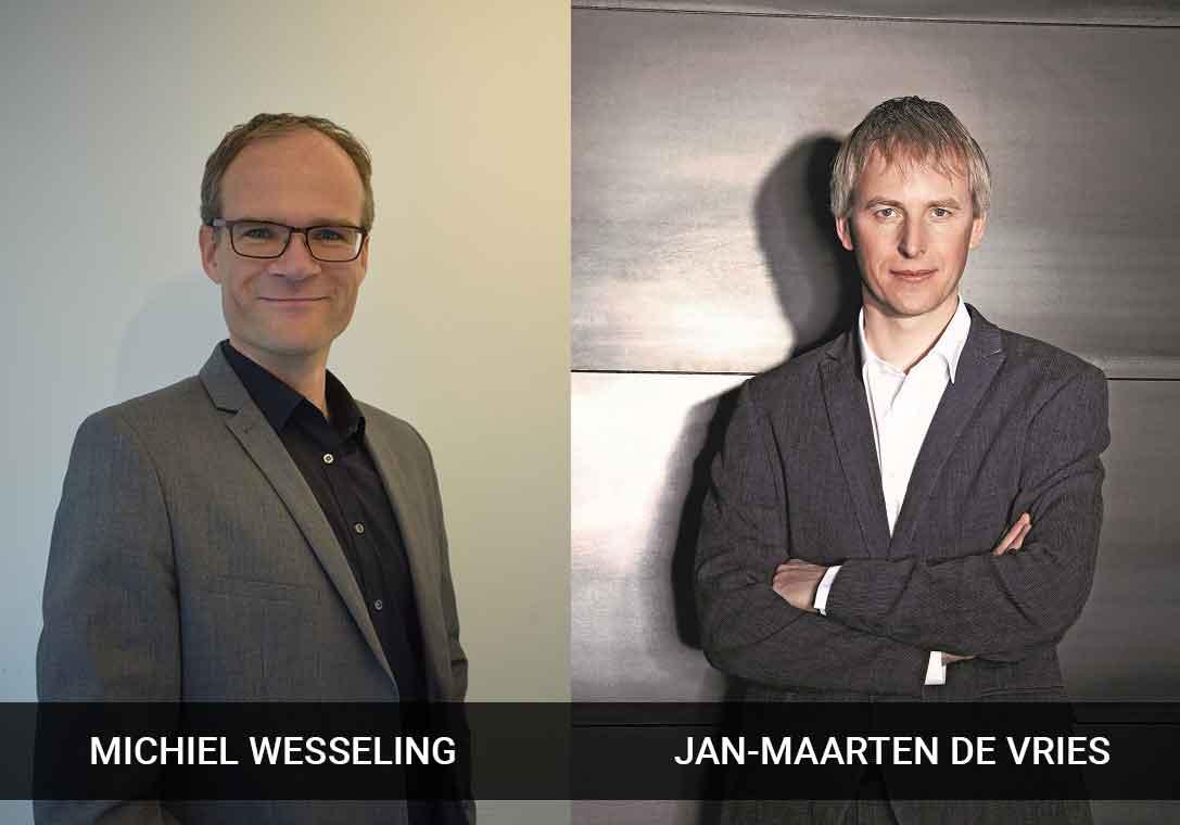 Bridgestone appoints Jan-Maarten de Vries and Michiel Wesseling to lead Bridgestone Mobility Solutions business unit