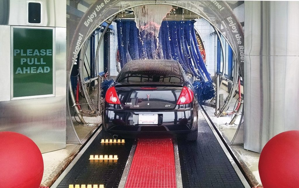 Auto Car Wash >> Auto Braking Creates Snag In Automatic Car Wash Systems Tires
