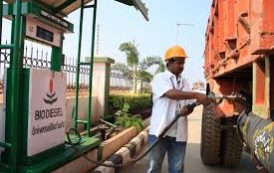 India to Setup 12 Biofuel Refineries to Reduce Dependence on Oil Imports
