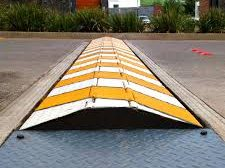 Intelligent Speed bump Set to Transform Speed Bumps