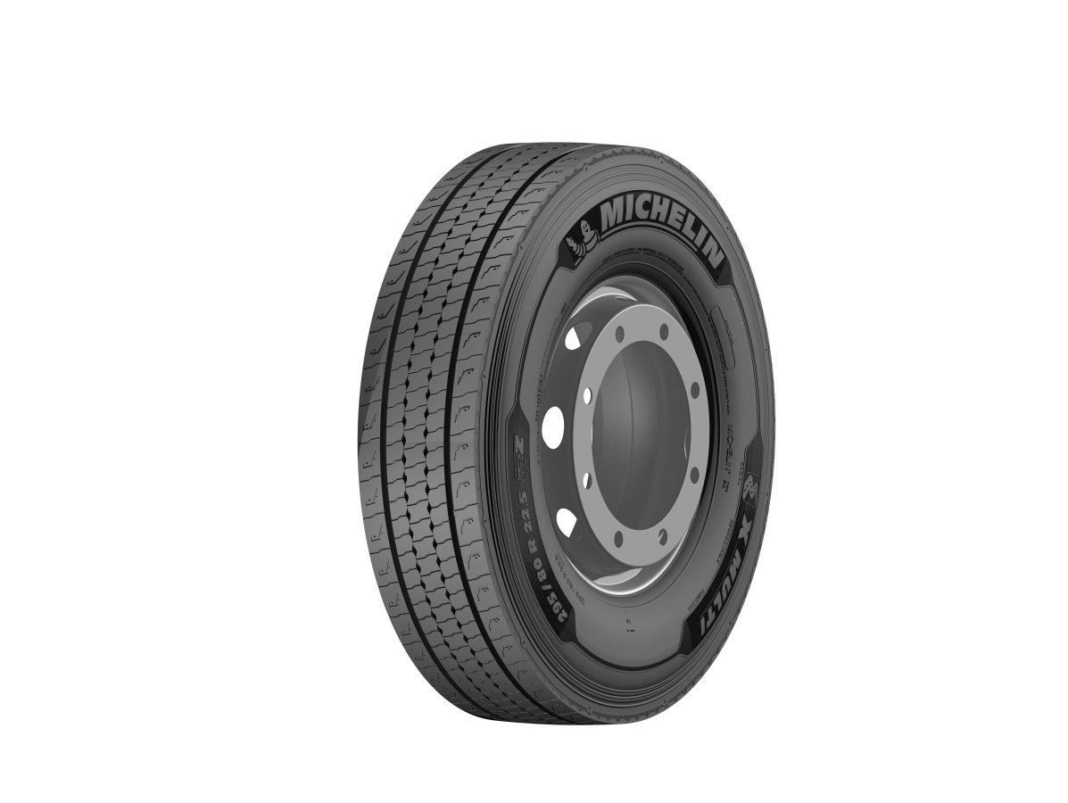 MICHELIN 295/ 80R22.5 X® MULTI™ Z2 TYRES FOR BUS APPLICATION LAUNCHED IN INDIA