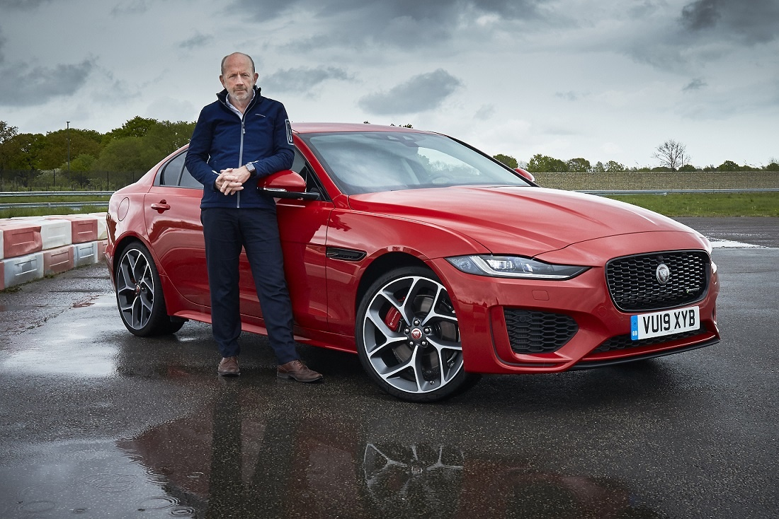 Mike Cross of Jaguar Land Rover Wins Lifetime Achievement Award