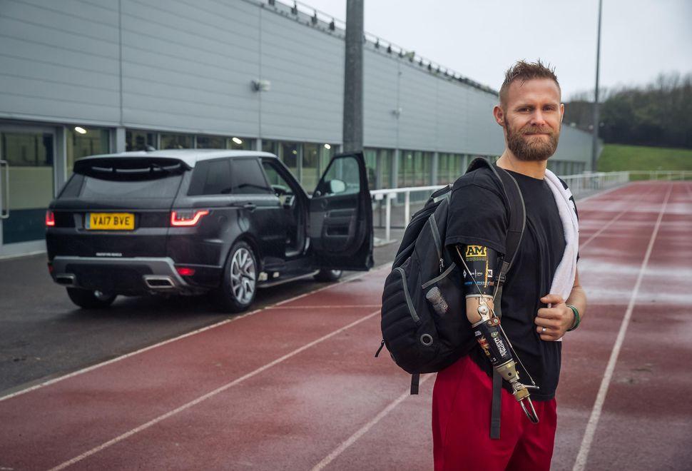 Jaguar Land Rover Develops Automatic Car Door