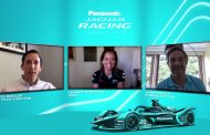 FORMULA E CEO JAMIE REIGLE JOINS RE:CHARGE @ HOME - PANASONIC JAGUAR RACING'S VIDEO PODCAST SERIES