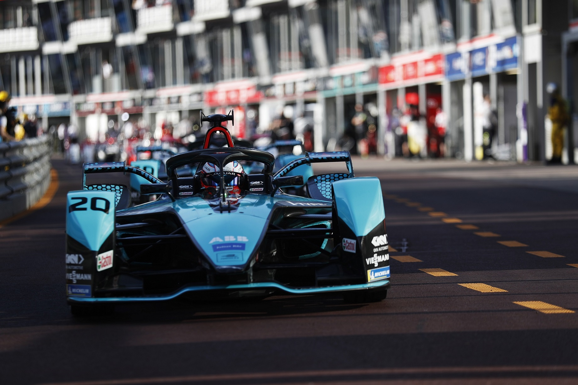 Jaguar racing aim for points haul in Puebla, Mexico