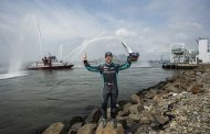 Bird glides to historic victory in new york to lead the formula e world championship