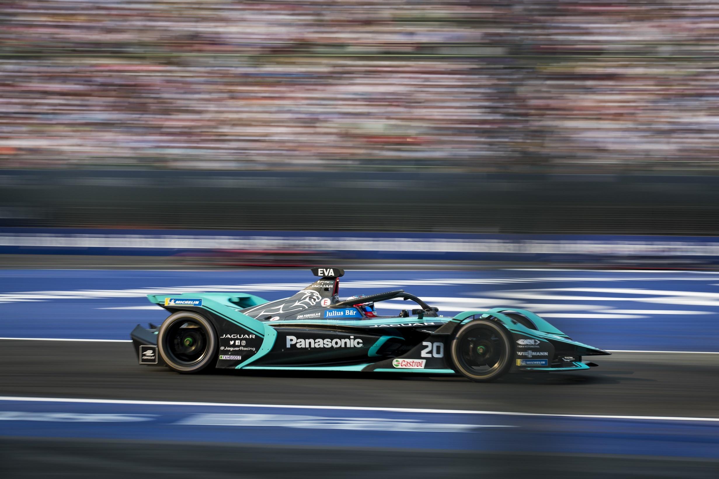 Panasonic jaguar racing head to berlin for a lockdown showdown