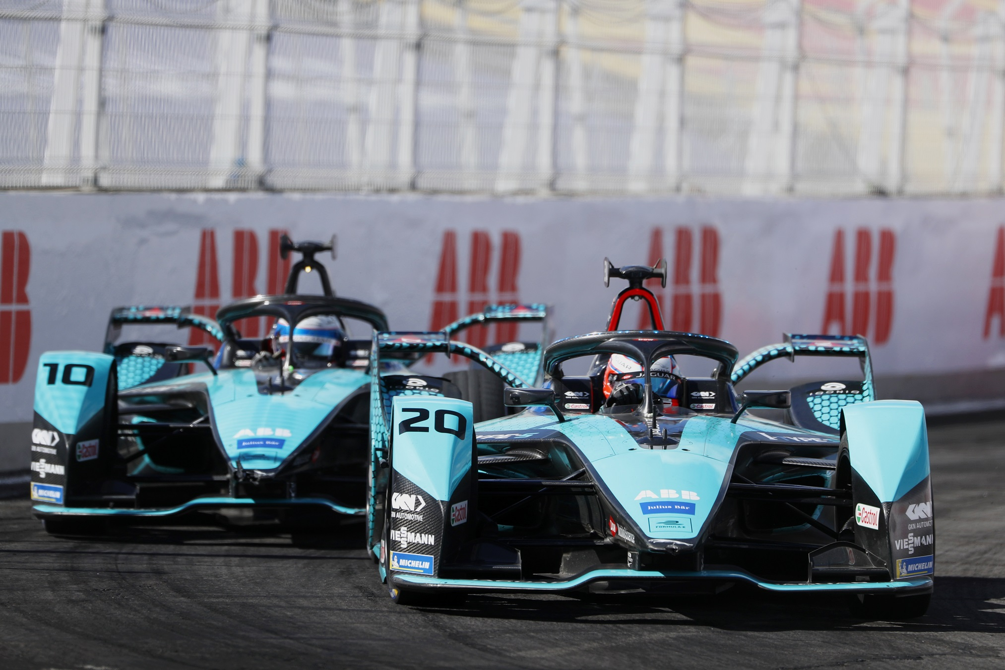 Puebla points for Mitch Evans and Jaguar racing in Mexico
