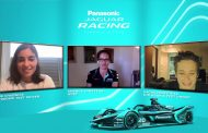 PANASONIC JAGUAR RACING ROOKIE TEST DRIVERS JAMIE CHADWICK AND SACHA FENESTRAZ JOIN RE:CHARGE @ HOME