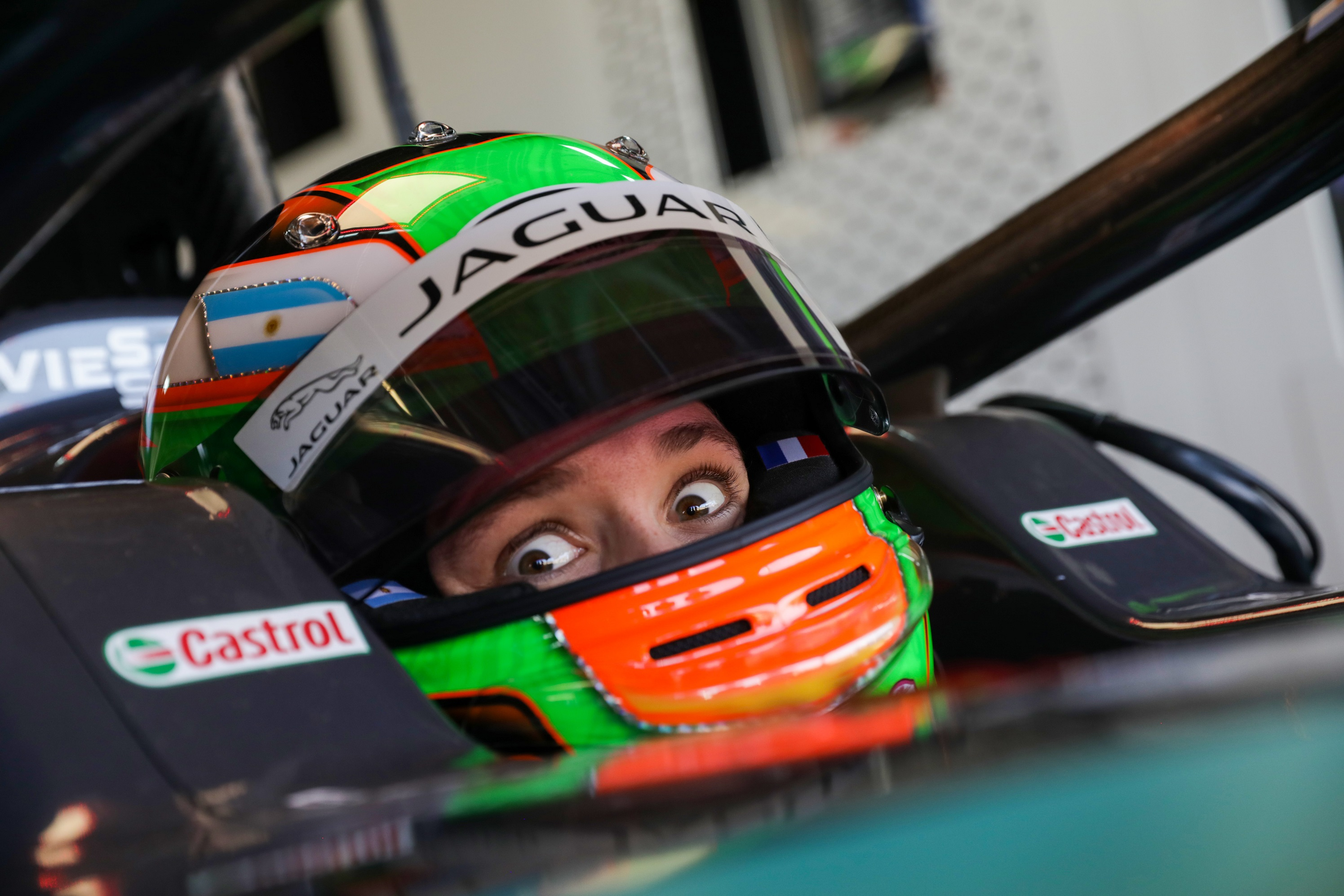 SACHA FENESTRAZ JOINS JAGUAR RACING AS RESERVE DRIVER