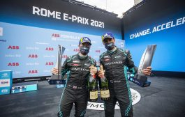 JAGUAR SECURES FIRST FORMULA E DOUBLE PODIUM IN ROME