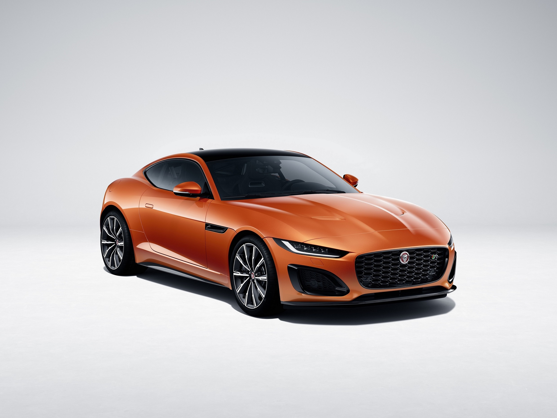 The New Jaguar F-Type R-Dynamic Black