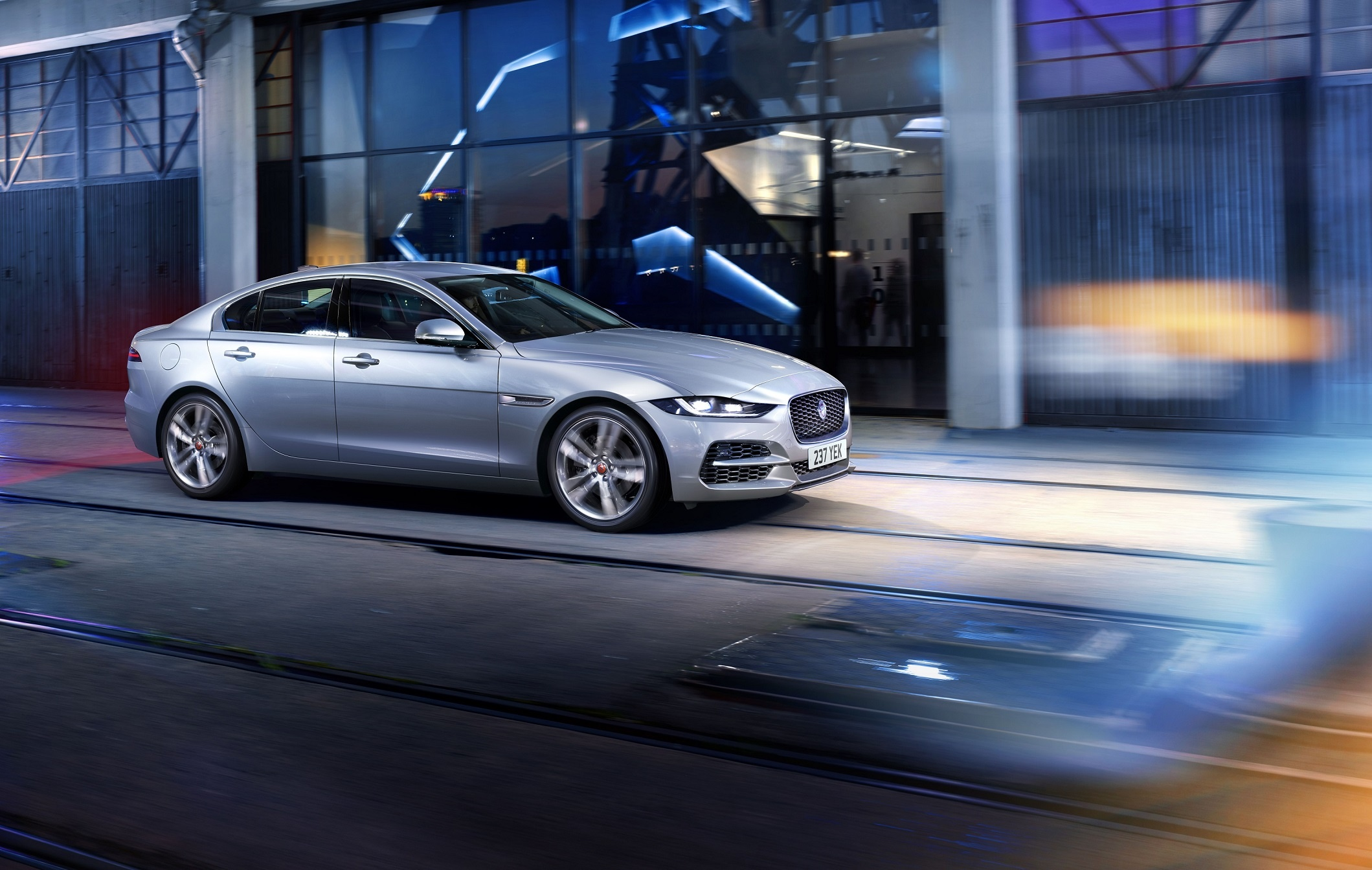 Jaguar Xe Updated With New Connected Technologies And Mild-Hybrid Power