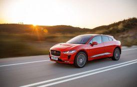 Jaguar I-Pace Wins Three Awards at Engine and Powertrain Awards