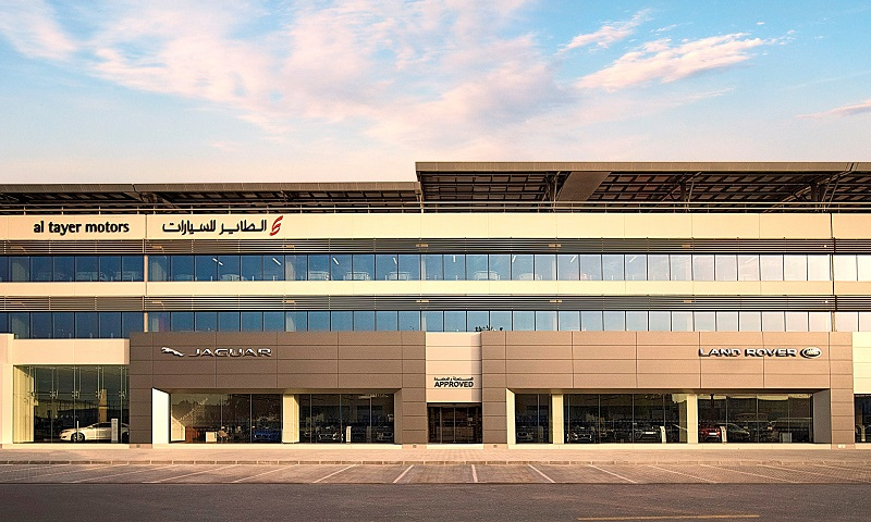 Jaguar Land Rover Launches First Approved Used-car Facility in Dubai