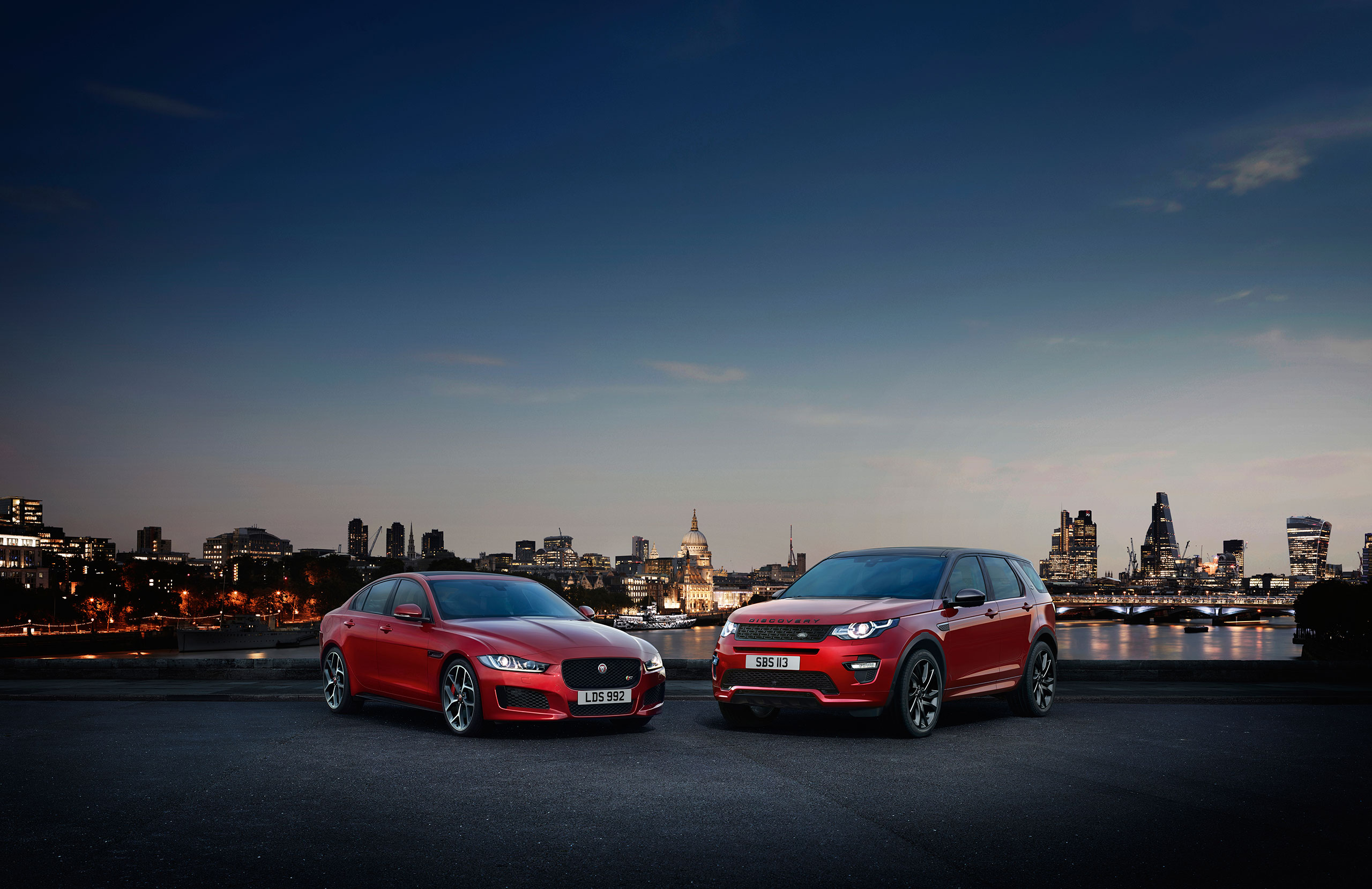 JAGUAR LAND ROVER INCREASES STAKE IN CONNECTED CAR PROGRAMME