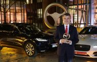 Jaguar XF Wins Golden Steering Wheel Award