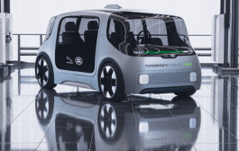 Jaguar Land Rover launch Project Vector Urban Mobility Concept