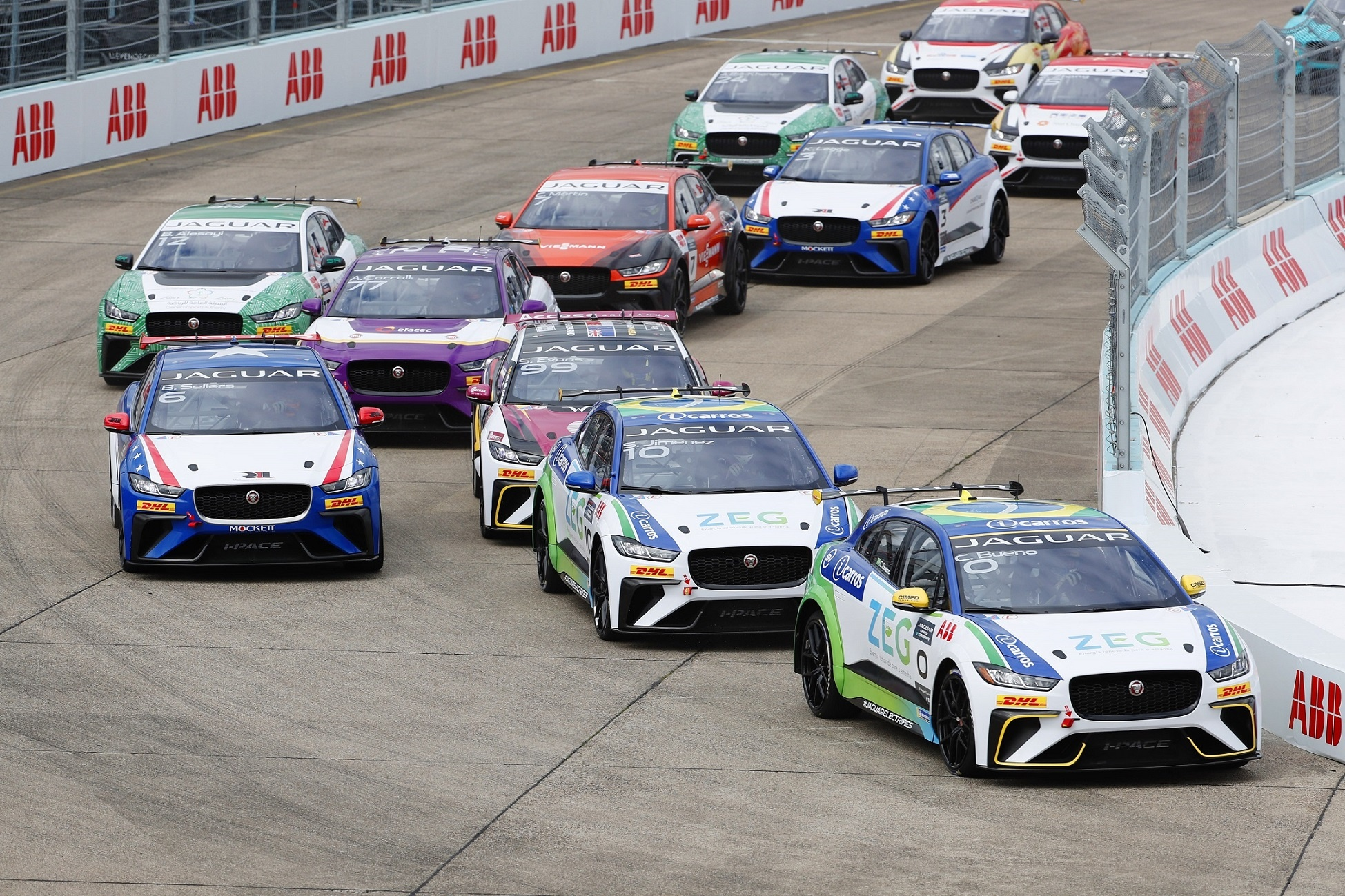 JAGUAR I-PACE eTROPHY SERIES TO GET BACK ON TRACK IN BERLIN IN AUGUST