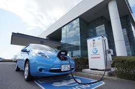 Japan Relaxes Restrictions on Gas Stations for Recharging Electric Vehicles